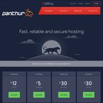 50% off First Invoice & Free Domain - Australian Web Hosting (cPanel) - Panthur