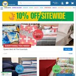 COTD 10% off Sitewide (Shipping Excluded) Ends Midday Australia Day