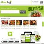 10% off Menulog Delivery Orders