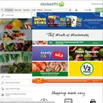 $10 off $30 Spend on Fresh Meat & Chicken @ Woolworths Online