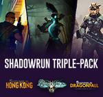 Shadowrun Triple Pack 79% off - $10.50 USD ($14 AUD) @ Chrono.gg