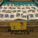 Salted Caramel Cashews 400g 2-for-$5 ($6.25/Kg, Expiry 22/7/16) @ Woolworths
