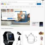 eBay 15% off Sitewide Offer When You Spend $75 or More (Max $300 Discount)