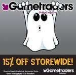 GameTraders Salisbury SA Halloween Sale: 15% off Storewide