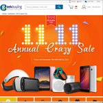 Xiaomi Mi Band 2 US $20 (~AU $26) [Starts 06/11 9pm ADST] Delivered @ GeekBuying