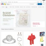 eBay 10% off Sitewide (Min Spend $75, Max Discount $300)