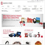 QANTAS QFF Store 20% off + 10% off Giftcards