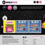 30% off Eagle Boys Pizza & 20% off Sides, Drinks, Desserts