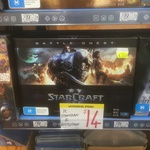 [PC/Mac] StarCraft II Battle Chest (Wings of Liberty + Heart of The Swarm) $14 at JB Hi-Fi Bendigo, Vic (Possibly Other Stores)