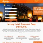 25% off Staydilly.com Hotels in Thailand over Easter