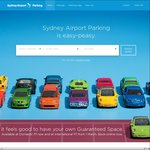 Sydney Airport Parking (P3 Domestic Car Park) 10% off