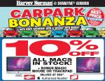 10% OFF APPLE iMac & Macbook Range + Bonus Magic Mouse or Trackpad @ HN Domayne Auburn