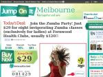$29 for 8 Zumba Classes at Fernwood Fitness (VIC, QLD, SA and NSW) = $3.63 Per Class!