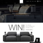 Win the Ultimate Home Entertainment Package Worth $12,119 or 1 of 2 Sets of Sonos® PLAY:1 Speakers Worth $598 from King Living