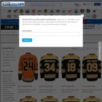 NHL Reebok Jersey Clearout - Official Jerseys from $49USD ($61.30AUD) + Shipping @COOLHOCKEY Save from $77USD