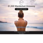 Win a Wanderlust Experience for 2 & Assortment of Bedding/Basics/Activewear Products Worth $1,500 from Bhumi Organic Cotton