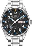 Carnival 8638G Men's Dress Watch - Tritium Illumination - $68.99 USD (~$91.11 AUD) Shipped @ LightInTheBox