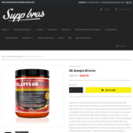 $34.90 ALR HumaPro (60 serves) + $10 flat rate postage or Free with purchases over $99 @Supp Bros