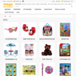 60% OFF Toys and Party Supplies @ MegaBoutique