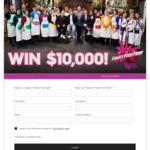 Win $10,000 Cash from Nine Network