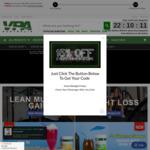 15% off Sitewide at VPA (Venom Protein) - 5kg WPC $84.15 Delivered, 5kg WPI $125.80 Delivered