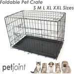 BFCM 20% off Pet Dog Crates. Free Postage to Selected Cities. Excludes Heavy Duty. E.g. Small Crate $31.96 @ Pet Joint