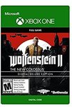Wolfenstein 2 Xbox One Digital Deluxe $40USD (~$53AUD) @ Amazon US