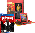 Wolfenstein II Collector's Edition PS4 $57 @ EB Games