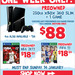 """Xbox 360 S 4GB $58, 250GB + 1 Game $88 (All Pre-Owned) and More """"Managers Specials"""" at EB Games"""