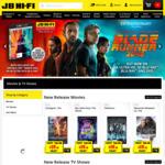 20% off Blu Ray and DVDs @ JB Hi-Fi