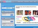 Free Power Plus Balance Bracelet Silicone Wristband + Shipping $5.98 National @ Ozstock