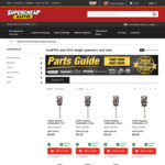 50% off SCA & Toolpro Single Spanners and Sets + Pliers and Plier Sets @ Supercheap Auto