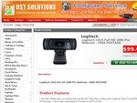 Logitech C910 Full HD 1080 Webcam $99 Free Shipping