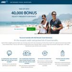 40,000 Bonus Velocity Points, $225 Annual Fee, Free Domestic Flight, 2 Lounge Passes @ ANZ Rewards Travel Adventures Visa