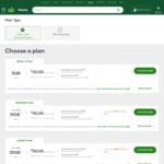 Woolworths Mobile: Get 5GB Bonus Data on M Plan ($40/mth) or 10GB Bonus Data on L Plan ($50/mth) Plus $60 CashBack @ Cashrewards