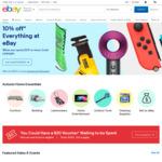 $10 off $15 Spend @ eBay Australia
