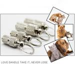 Stainless Steel Pet Dog & Cat Mini ID Tag $2.95 Shipped @ Cuddly Prints