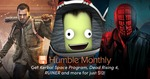 Humble Monthly Bundle (May 2018) Includes: Dead Rising 4, Kerbal Space Program, Ruiner USD $12 (AUD $15.64)