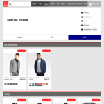 Uniqlo Selected HeatTech $14.90 (Was $19.90) + More Specials