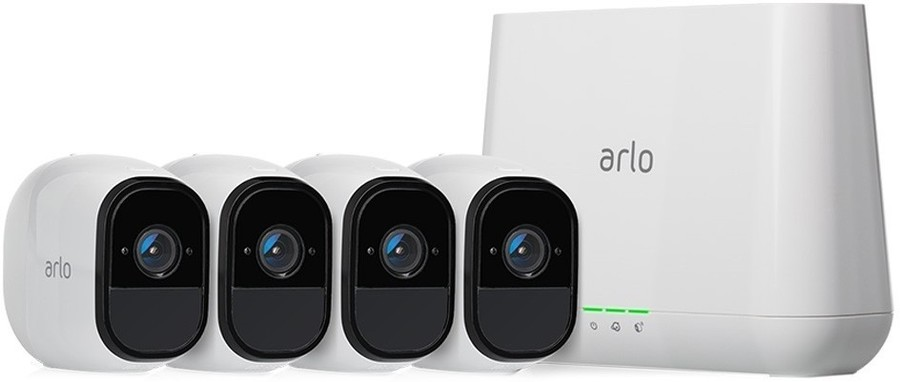 Netgear Arlo Pro 2 4 Camera Kit (VMS4430P) $806.65