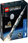 LEGO Ideas NASA Apollo Saturn V 21309 $149 C&C or Delivered @ Myer