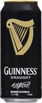 Guinness Draught Cans 440ml $13 6pk @ Dan Murphy's Members Offer