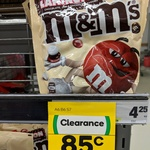 M&Ms Lamington $0.85 (Was $4.25) @ Woolworths (?)