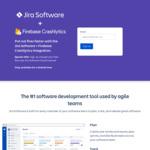 Free Five-User Jira Software Cloud License @ Atlassian