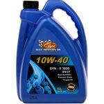 Gulf Western Syn-X 3000 10W-40 Engine Oil 5L $14.99, Syn-X 6000 5W-40 Full Syn 5L $29.99 @ Repco