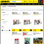 Nintendo Labo Variety Kit $59 and Robot Kit $79 @ JB Hi-Fi - Instore and Online