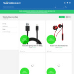BlueAnt Pump Boost Headset Red $18 (Was $39), Sengled Boost Wi-Fi Repeater + LED $29 (Was $85) Delivered & More @ Wireless1