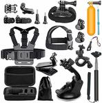 20% off Megashock 24pcs Action Camera Accessories Kit for GoPro $24.09 (Free with $49 Spend & Prime) @ Megashock AU Amazon