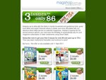Magshop 3 Issues for $6-Direct debit offer