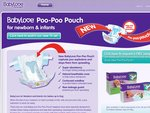 FREE Sample BabyLove PooPoo Pouch!